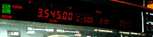"""alt=""""The LARG CW Net Net meets each Tuesday at 8 PM local on 3545.00 kHz. Photo by Norm Styer - AI2C at his Canby Road Station in Jan 2007"""