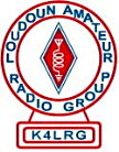 The Official Logo of the Loudoun Amateur Radio Group.